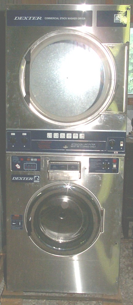 Pre Owned Commercial Laundry Equipment Coin Operated Washers