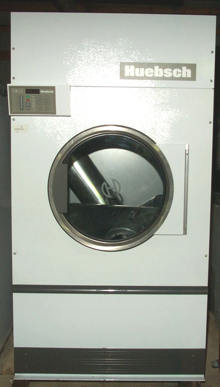 pre owned commercial laundry equipment coin operated washers huebsch 120lb industrial dryer