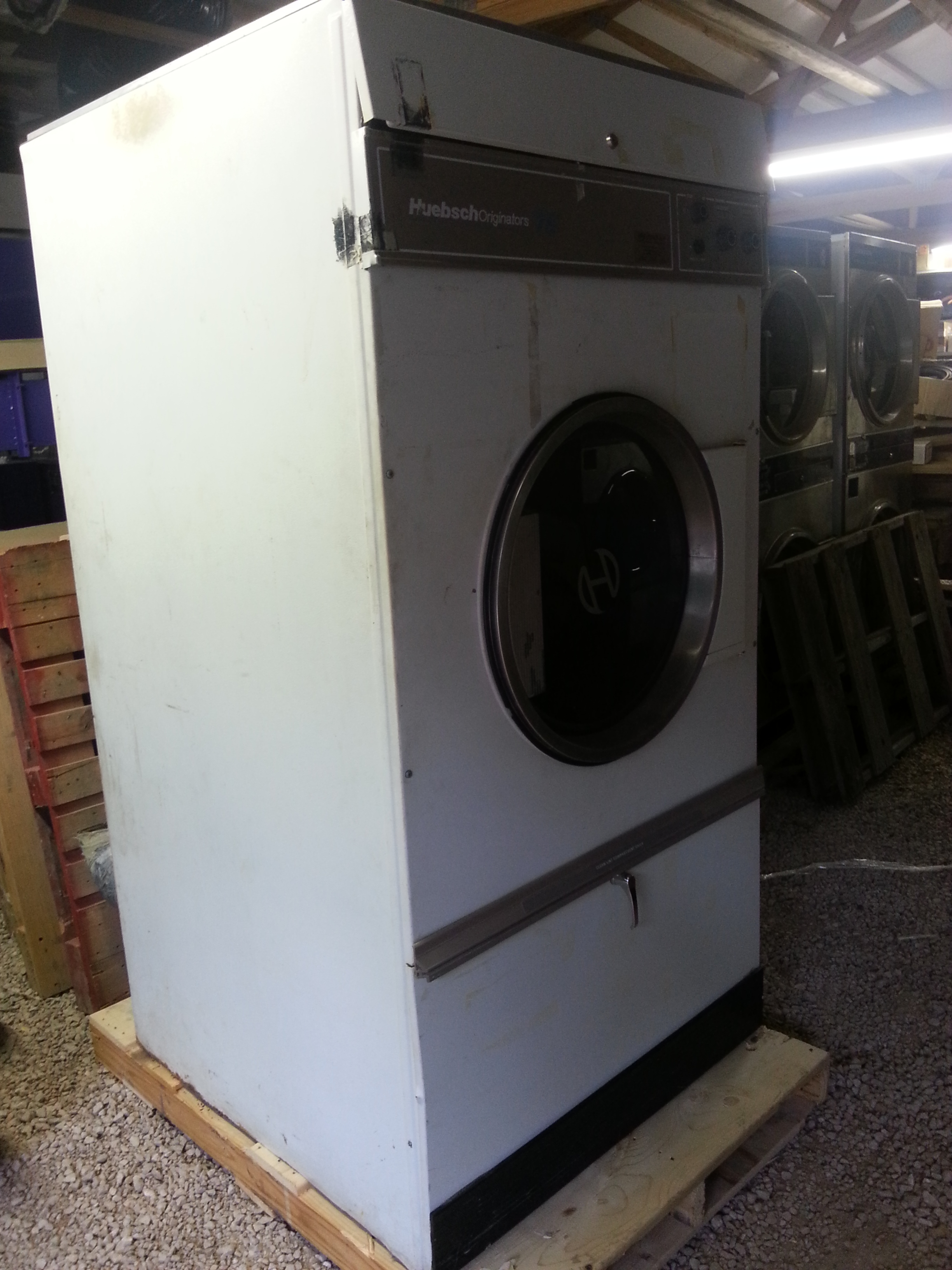 Gas Dryer Commercial Pre Owned Commercial Laundry