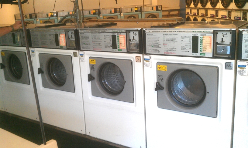 wascomat commercial washer