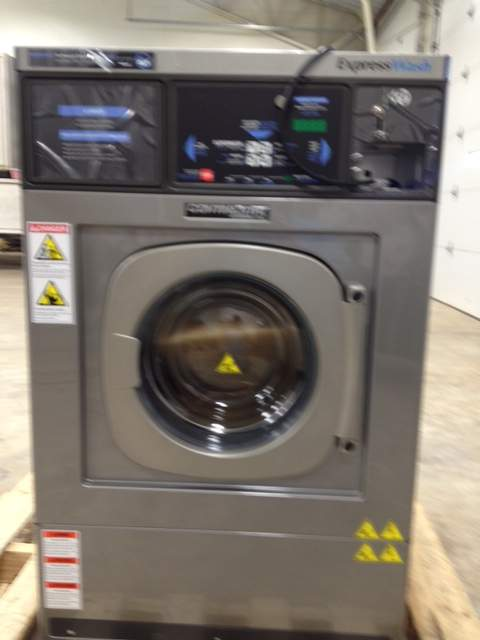 Continental Coin Op 20lb Washer Soft Mount Pre Owned