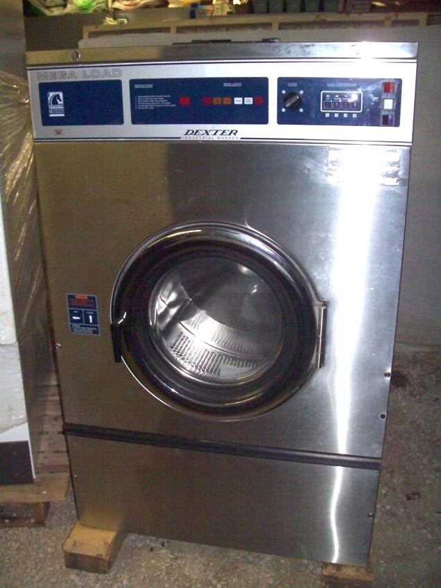 Dexter T900 60lb Washer Pre Owned Commercial Laundry