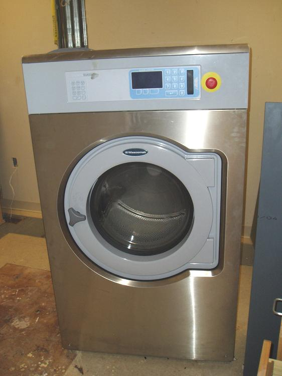 Wascomat 55lb Washer Pre Owned Commercial Laundry