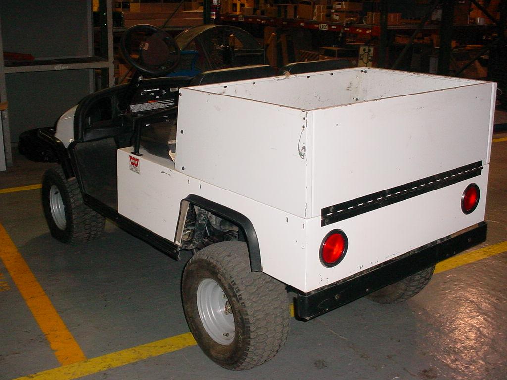 S10G Utility Golf Cart